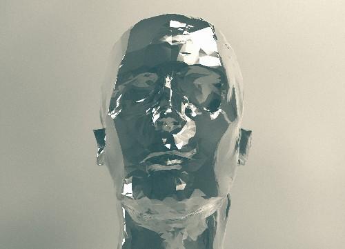 Norwegian artist transforms 3D renders into meditative works of art