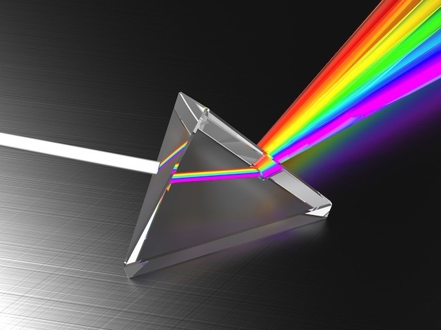 An actual prism lets the NSA peek into live internet traffic