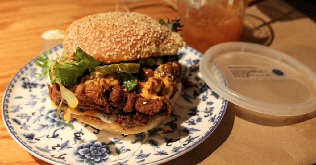 Shaw's Service Bar Preps Its Next Chicken Sandwich Collaboration for Takeout