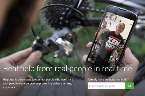 Google launches Helpouts, a market for live video lessons from experts