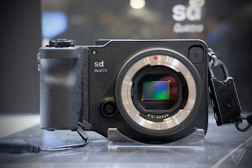The new Sigma Quattro is the oddest camera since the last Sigma Quattro