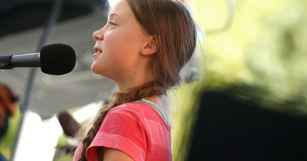 Greta Thunberg became a climate activist not in spite of her autism, but because of it