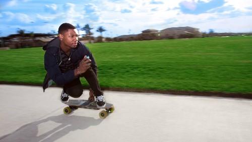 The company behind RocketSkates now makes an electric skateboard