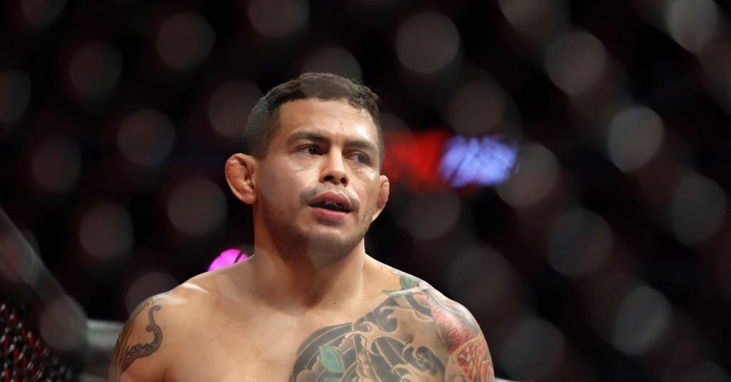 Diego Ferreira injured, out of November 7th UFC bout vs. Drew Dober