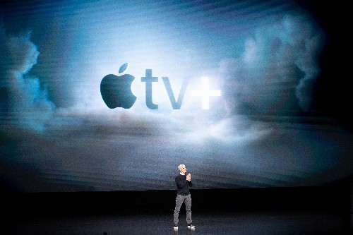 Apple TV Plus launches on November 1st for $4.99 per month