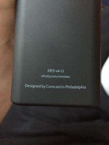 Comcast ripped off Apple's tagline to make a TV remote look special