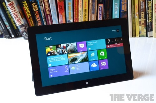 Microsoft's Surface 2 could drop the 'RT' moniker
