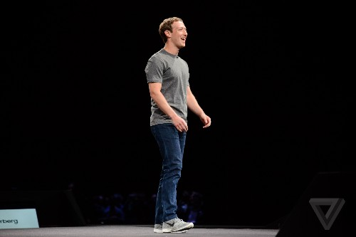"""Mark Zuckerberg is """"potentially interested"""" in putting Facebook login on the blockchain"""