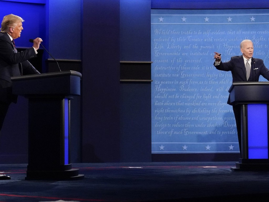 In our opinion: The disastrous presidential debate is America's problem