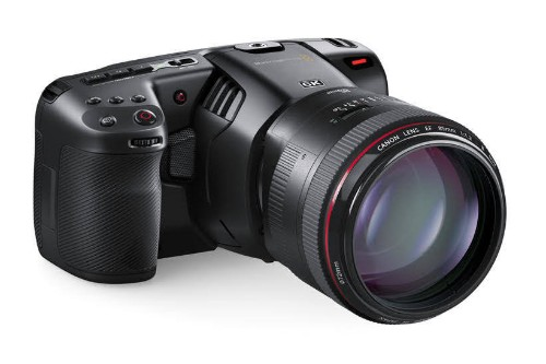 Blackmagic announces Pocket Cinema Camera 6K