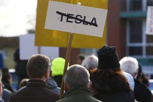 Tesla forced to pause Berlin Gigafactory after environmental challenge