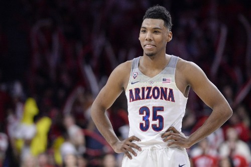 Allonzo Trier signed a two-way contract with the Knicks
