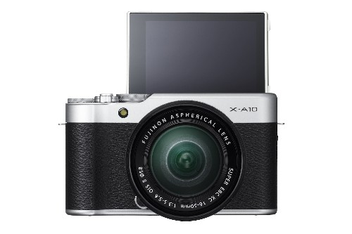 The Fujifilm X-A10 is the cheapest X-series mirrorless camera yet