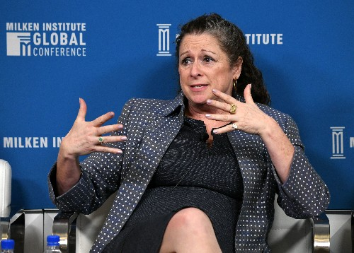 Abigail Disney just gave a searing indictment of American capitalism