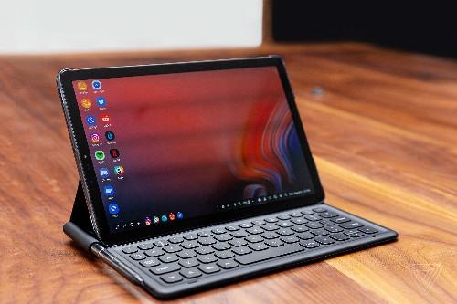 Samsung Galaxy Tab S4 review: valiant effort
