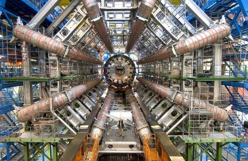 You can now download 300TB of data from the Large Hadron Collider