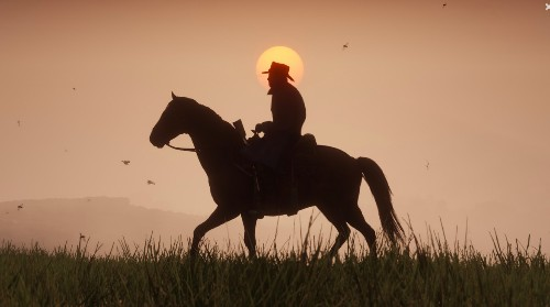 Red Dead Redemption 2 players find cursed road that always sets horses on fire