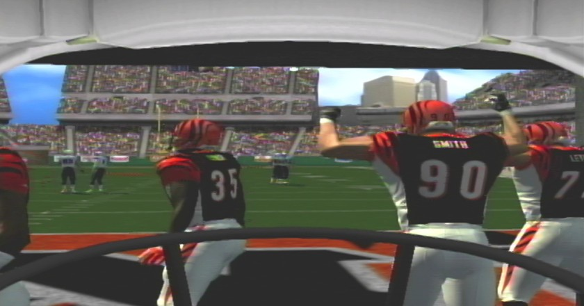 Remembering the terrible joys of NFL 2K5's First Person Football mode