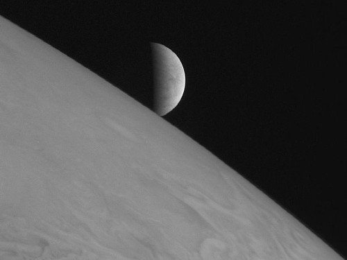 NASA is testing a laser-powered drill to explore Jupiter's ice moon
