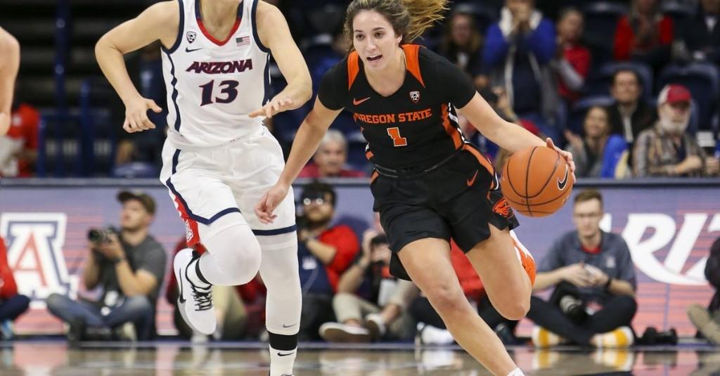 OSU Women's Basketball: Beavers Start at #15 in ESPN Rankings