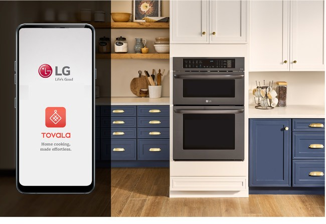 LG partners with smart oven startup for automated cooking