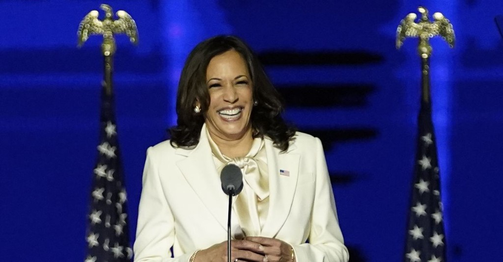 Kamala Harris Hopes You'll Be Comforted by Her Cornbread Dressing Recipe This Thanksgiving