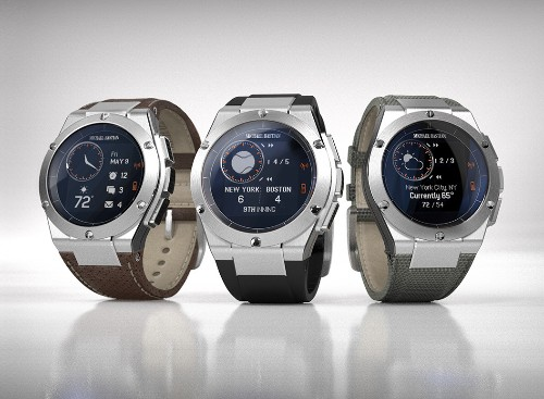 Meet the company that's behind HP's smartwatch
