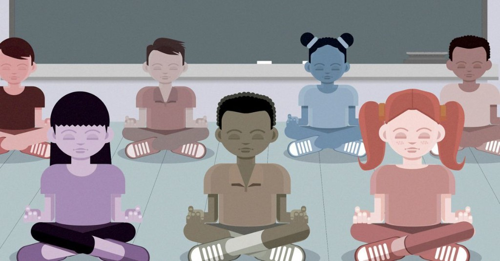 Is mindfulness meditation good for kids? Here's what the science actually says.