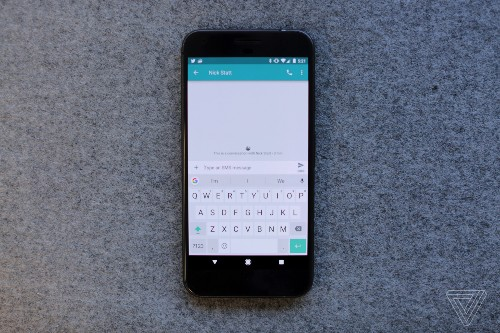 Google's Gboard will now translate text into another language as you type