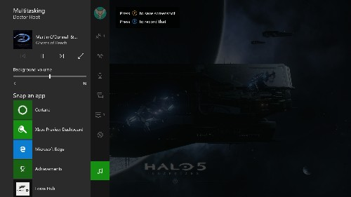 Xbox One summer update rolling out with Cortana, background music, and more