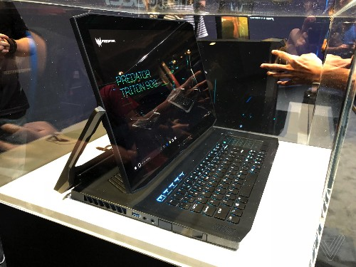 Acer's Predator Triton 900 is a convertible 2-in-1 gaming laptop