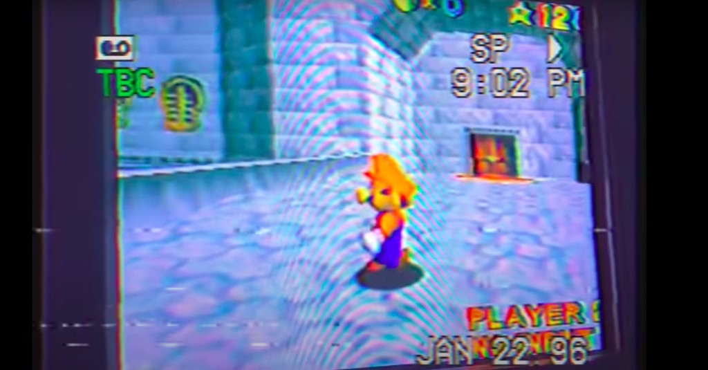 In 2020, Super Mario 64 has been reborn as a horror game