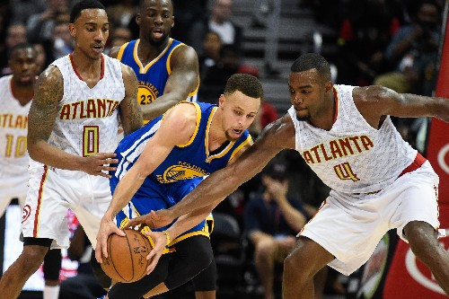 NBA scores 2016: The Warriors beat the Hawks in a nostalgic rematch