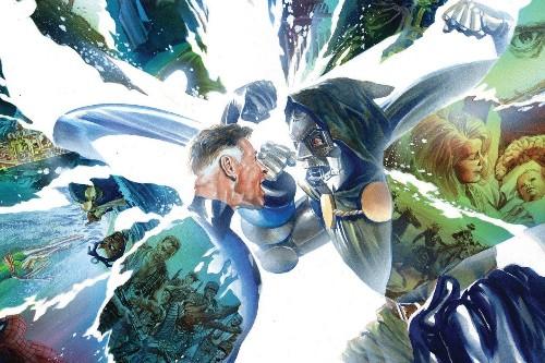 Synergy killed the Fantastic Four