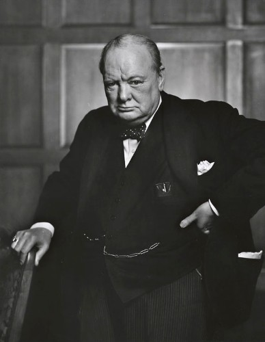 Lost Winston Churchill essay reveals his thoughts on alien life