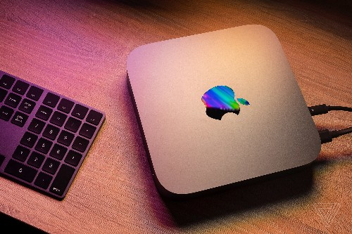 Apple doubles the storage in the standard Mac mini