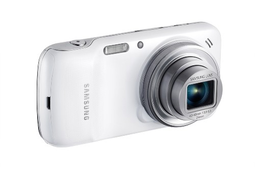 Samsung's Galaxy S4 Zoom official: 16-megapixel cameraphone with 10x optical zoom