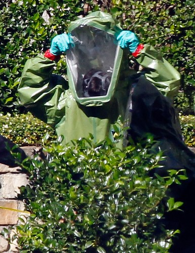 CDC scientists may have been exposed to Ebola in Atlanta lab