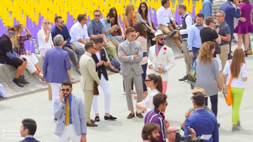 'Pitti Peacocks' May Be the Most Accurate Depiction of Street Style Stars Yet