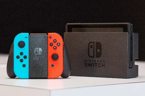 The Nintendo Switch is the company's biggest, boldest gamble in years