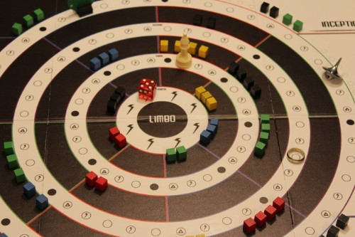 Unofficial 'Inception' board game is just as mind-bending as the movie