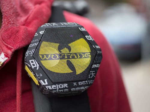 The Wu-Tang Clan is selling its new album inside a $79.99 speaker