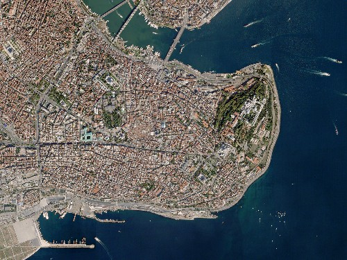 Alphabet is selling its Terra Bella satellite imaging business