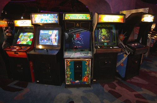 Arcade game rental service will deliver  'Donkey Kong' to your door