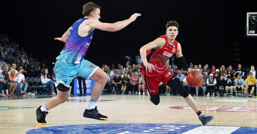 2020 NBA Draft scouting report: LaMelo Ball (Part 1)