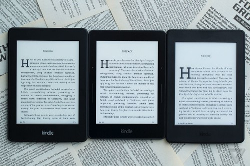 Amazon is discounting Kindle models by up to $50
