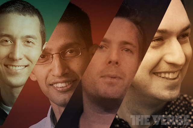 New faces of Android: inside Google's management shuffle