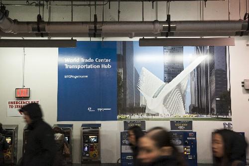 Inside the Oculus, New York's insane-looking, $4 billion train station