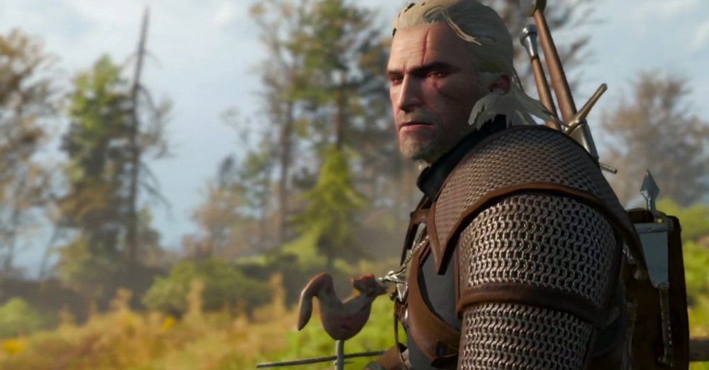 A detailed look at The Witcher 3's visuals on the Switch