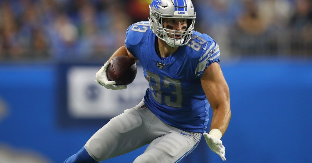 Should the Lions make an addition at tight end?